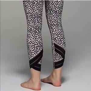 [lululemon] Cheetah Legging